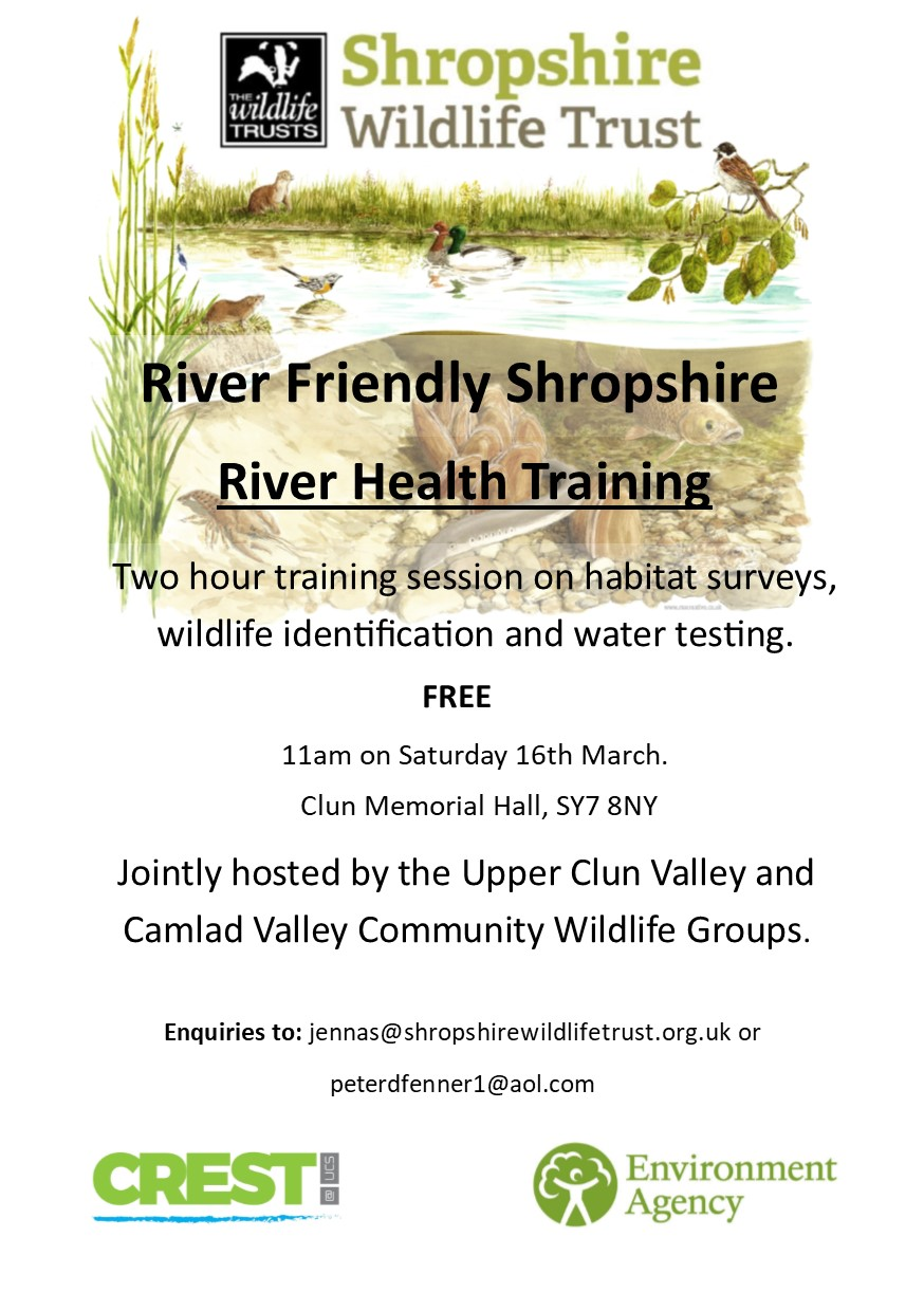 UCVWG River Health Training flyer_final